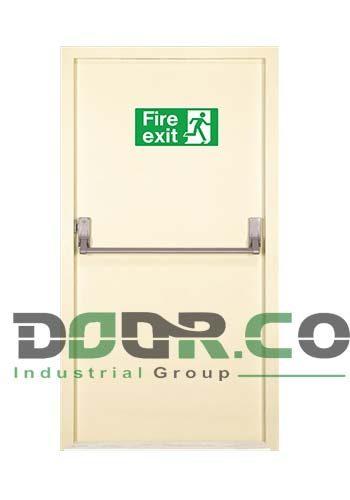 درب ضد حریق فلزی MFR01