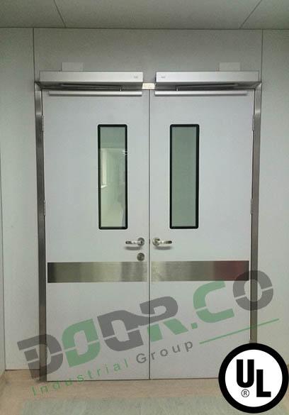 درب ضد حریق فلزی MFR06