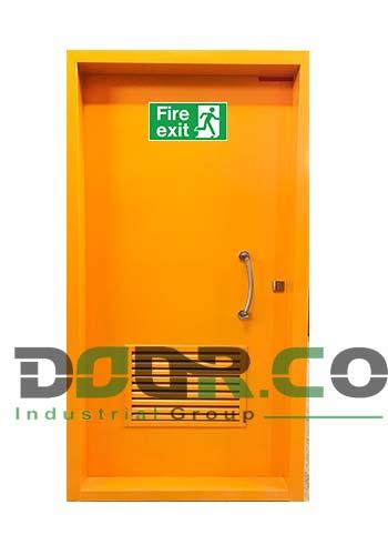درب ضد حریق فلزی MFR09