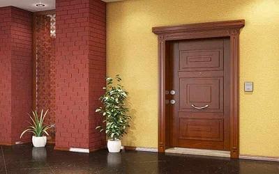 درب ضد سرقت ویلایی