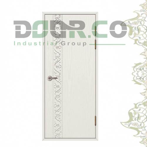 درب روکش PVC مدل P222