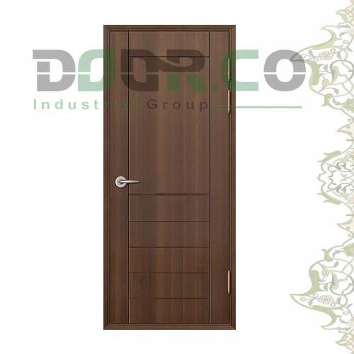 درب روکش pvc کد p204