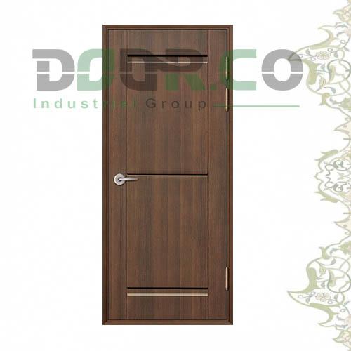 درب روکش PVC مدل P209