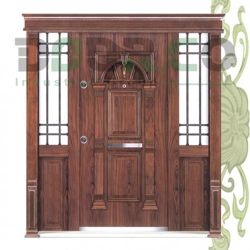 درب ضد سرقت سه لنگه کد 3815