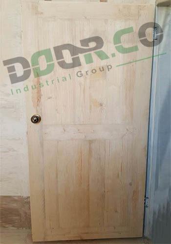 درب ضد حریق چوبی WFR05